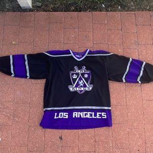LA Kings hockey jersey